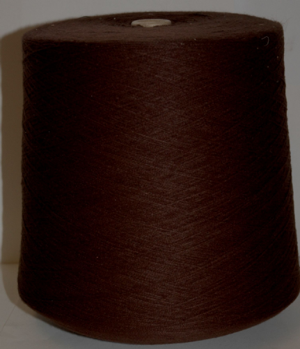 High Bulk Yarn 2/28s - Dark Brown - 1500g
